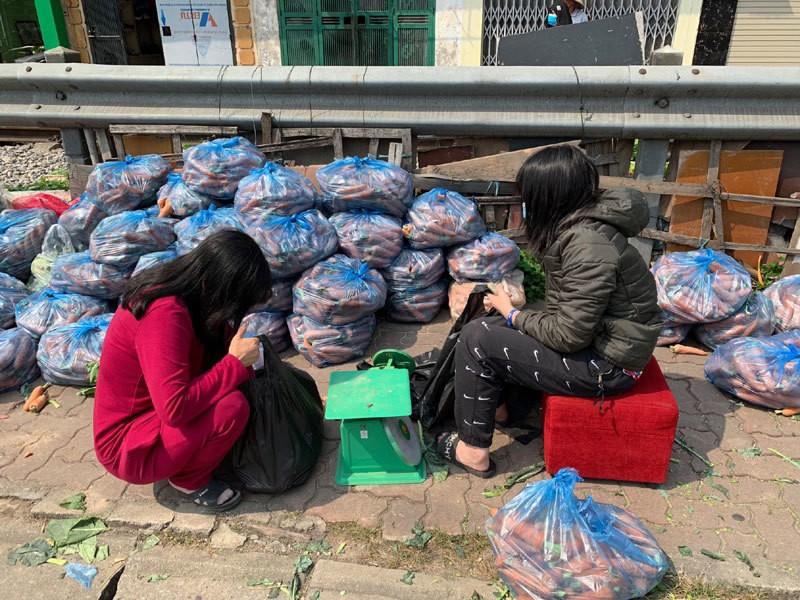 Dan Ha Noi chung tay giai cuu rau xanh cho nong dan Hai Duong-Hinh-6