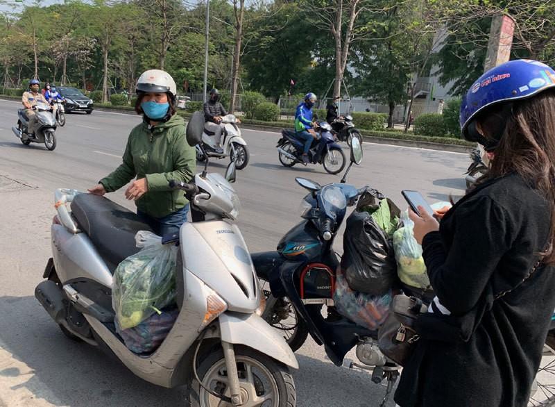 Dan Ha Noi chung tay giai cuu rau xanh cho nong dan Hai Duong-Hinh-8