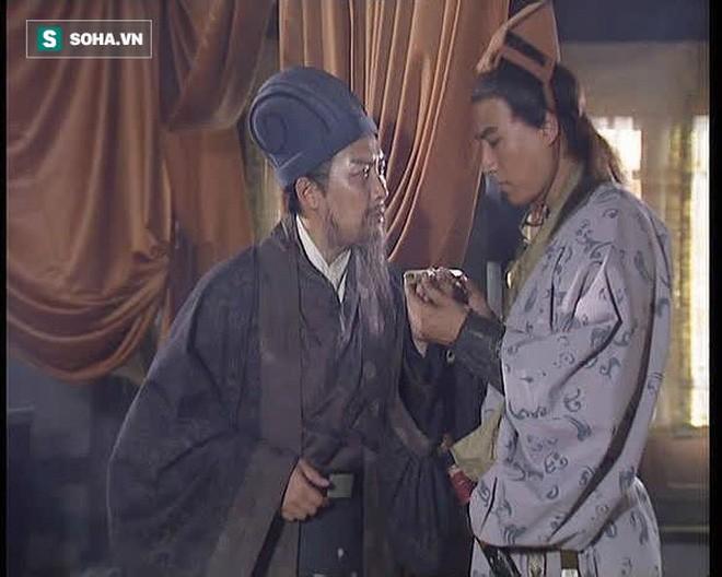 Gia Cat Luong khien Thuc Han diet vong vi tin nham 2 nguoi