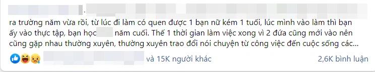 Chang trai choang vang khi biet than phan that cua co ban gai