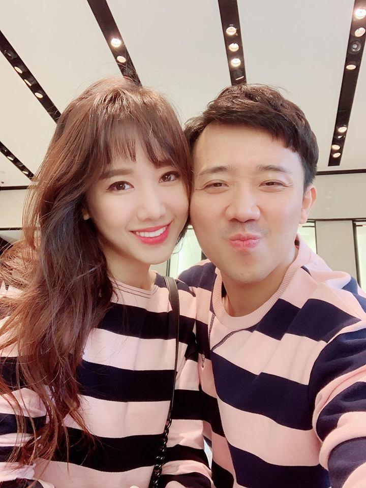 Tran Thanh livestream to Hari Won luoi bieng-Hinh-2