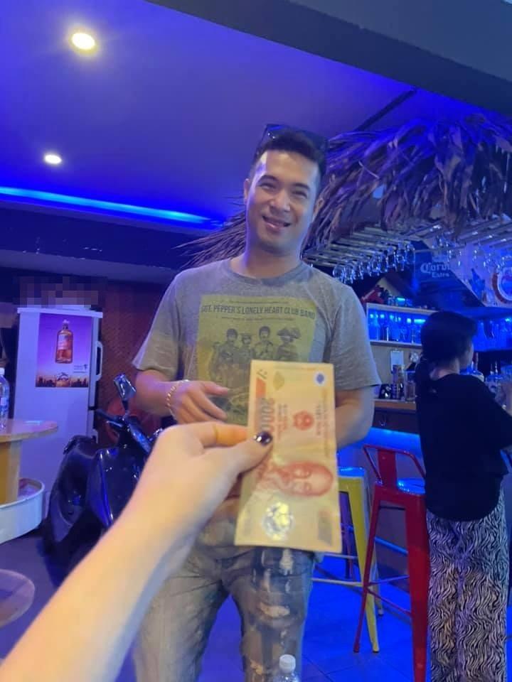 Dang anh Truong The Vinh, Thuy Ngan lo dau vet hen ho-Hinh-2