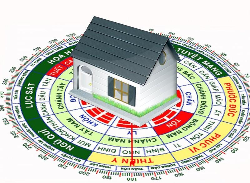 Nhà có 3 yếu tố này càng ở lâu càng phú quý