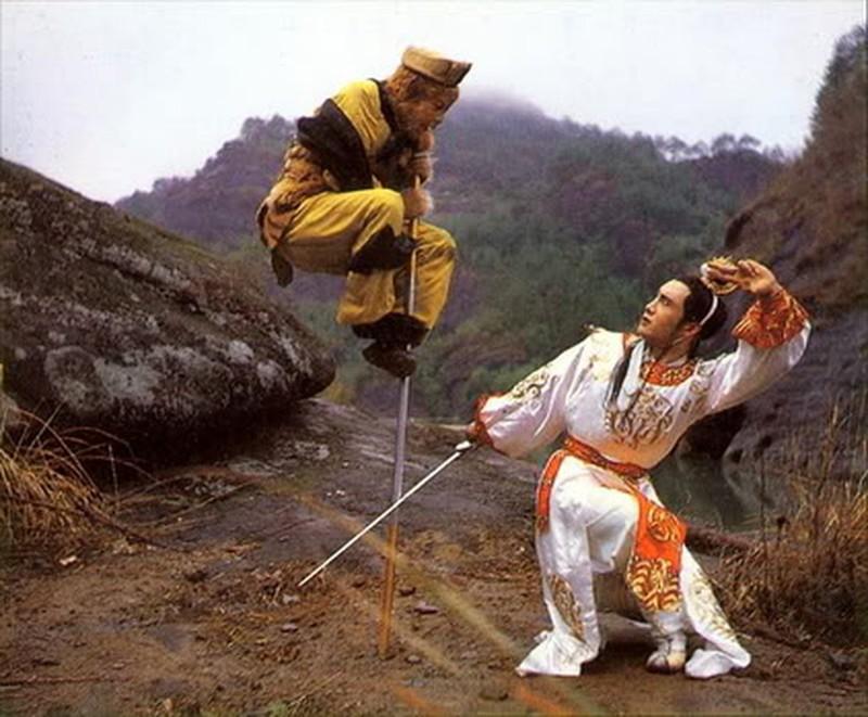 Thuc luc cua Bach Long Ma trong Tay Du Ky khong don gian