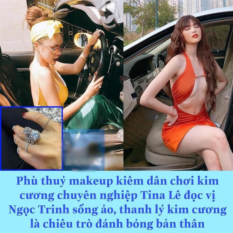 Dan choi doc vi Ngoc Trinh thanh ly kim cuong chi la man PR-Hinh-2