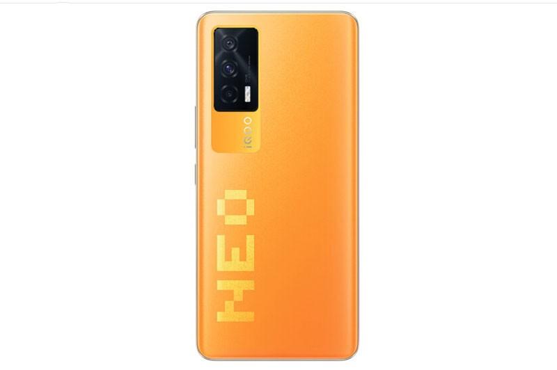 Can canh Vivo iQOO Neo5 5G: Cau hinh 'khung', man hinh 120Hz, sac sieu toc-Hinh-9