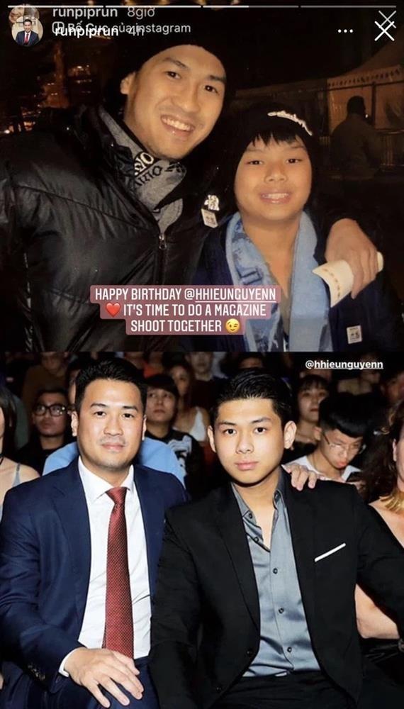 Hieu Nguyen bi con trai Ha Tang chiem spotlight ngay sinh nhat-Hinh-3