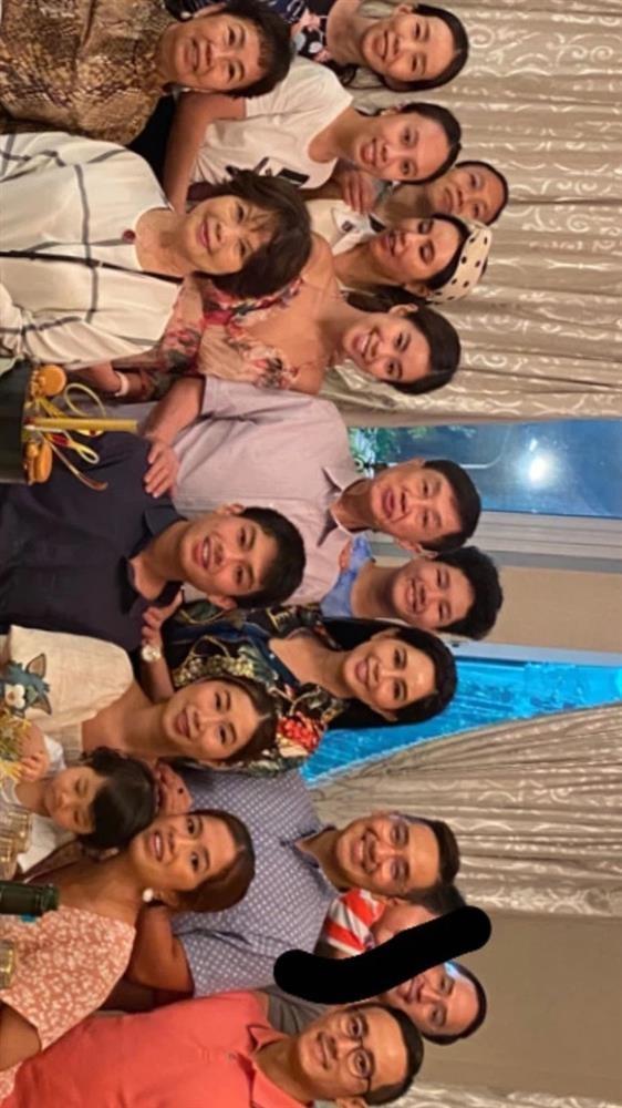 Hieu Nguyen bi con trai Ha Tang chiem spotlight ngay sinh nhat