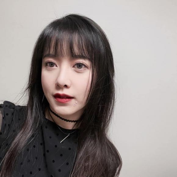 Goo Hye Sun bi dinh vat la tren mat khi tham gia buoi hop bao?-Hinh-3