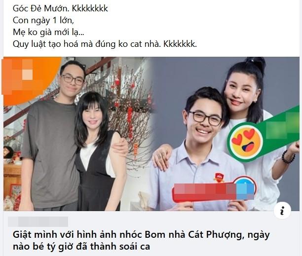 Thai Hoa bi che xau hon Kieu Minh Tuan, Cat Phuong phan ung gi?