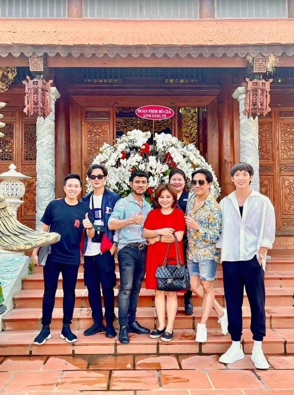 Den nha tho to cua Hoai Linh, Tran Thanh khien cu dan mang cuoi bo