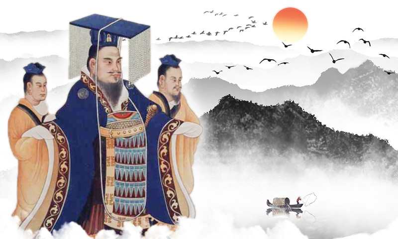 4 hoang de co khi chat ba vuong nhat trong lich su Trung Quoc