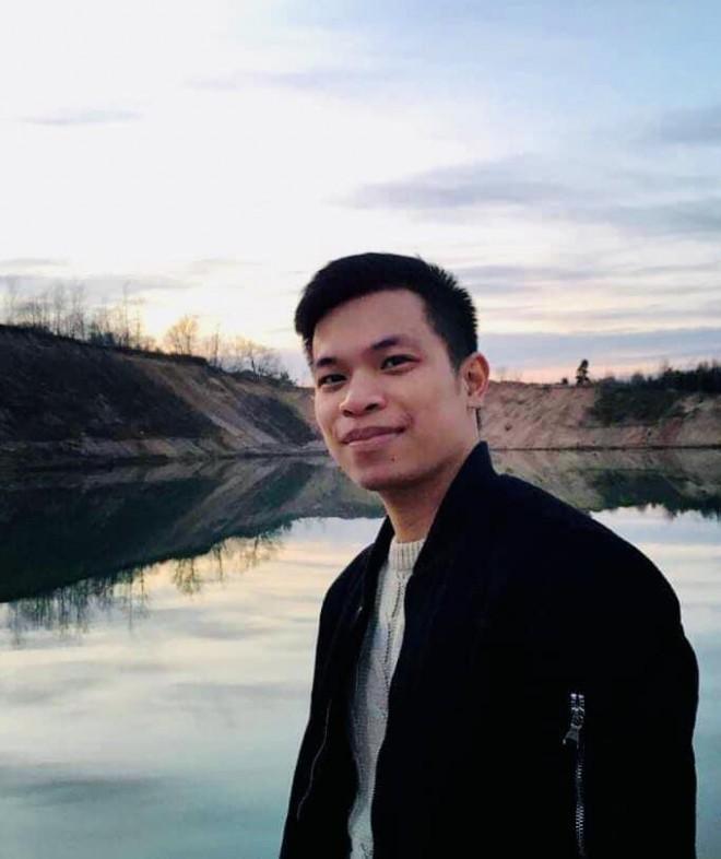 Chang trai Viet duoc len truyen hinh Nga vi cuu hai be trai nga song bang-Hinh-2