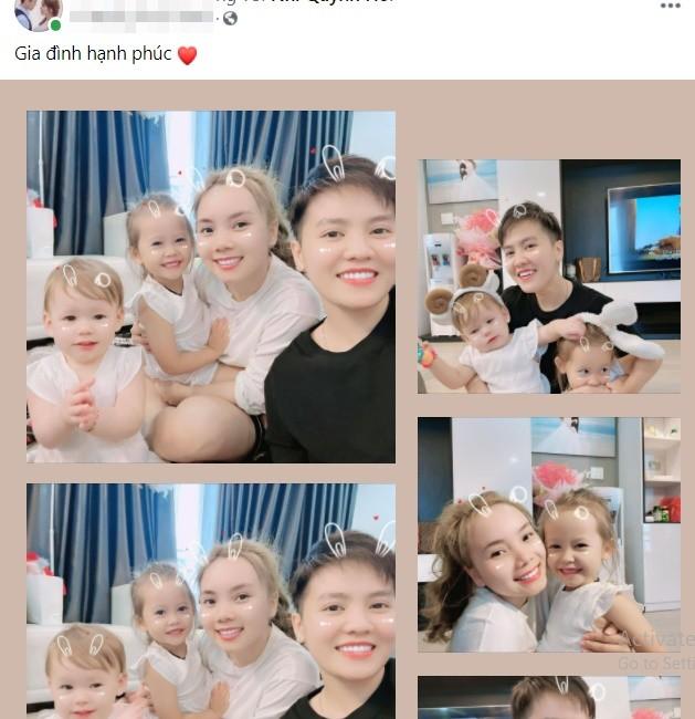 Cap dong tinh nuc tieng gioi LGBT co con ?