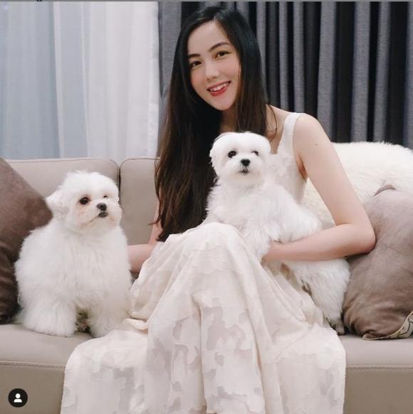 Hot girl Mie Nguyen lan dau cong khai anh con dau long-Hinh-3
