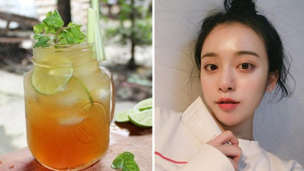 5 loai nuoc uong giau vitamin C kich thich san xuat collagen