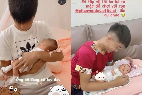 Con gai Phan Van Duc thay doi the nao sau 8 thang chao doi?-Hinh-7