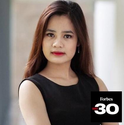 2 nu doanh nhan 9x Viet dinh dam lot top Forbes Under 30 Asia nam 2021-Hinh-2