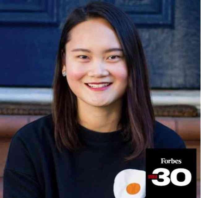2 nu doanh nhan 9x Viet dinh dam lot top Forbes Under 30 Asia nam 2021