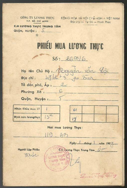 Chung chiec tem, phieu mua hang qui gia thoi bao cap-Hinh-3
