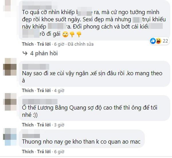 Coi han ao khoe nguc tren o to, Ngan 98 bi mia mai-Hinh-2