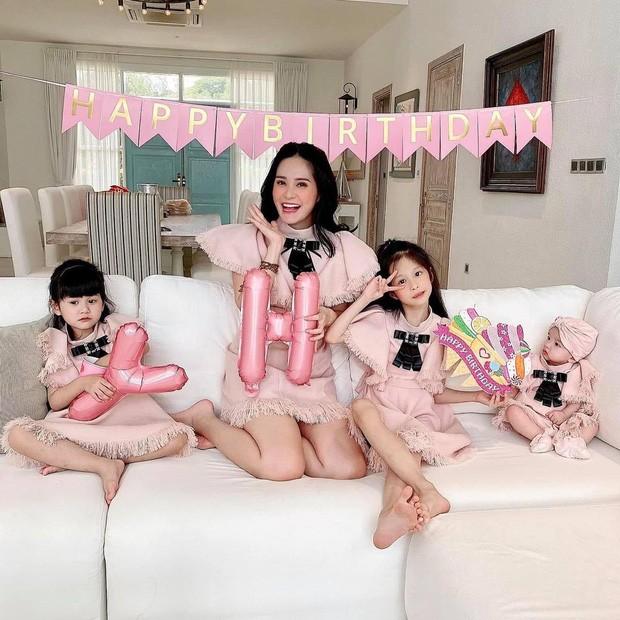 3 rich kid nha Doan Di Bang: Lay do hieu lam do choi tu nho