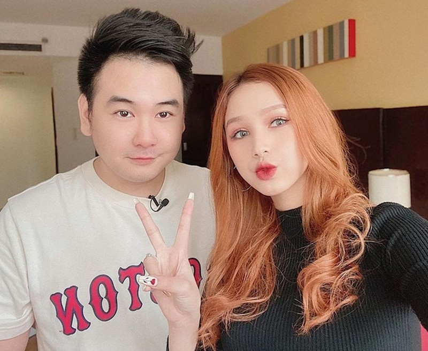 Xoai Non cong khai chuyen tien bac voi chong dai gia-Hinh-2