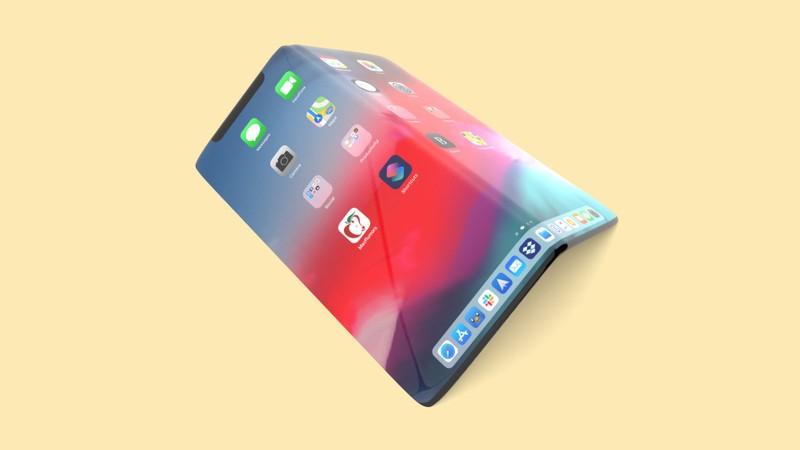 IPhone man hinh 8 inch se ra mat vao nam 2023