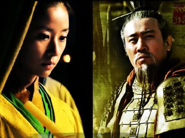 Gian diep nao duoi truong Luu Bi, hai chet Quan Vu - Truong Phi?