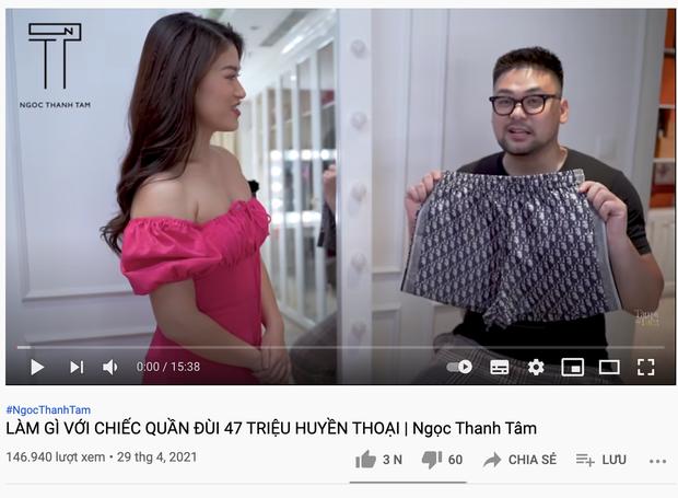 Ngoc Thanh Tam bi stylist rieng