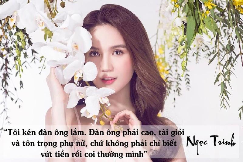 Ngoc Trinh: