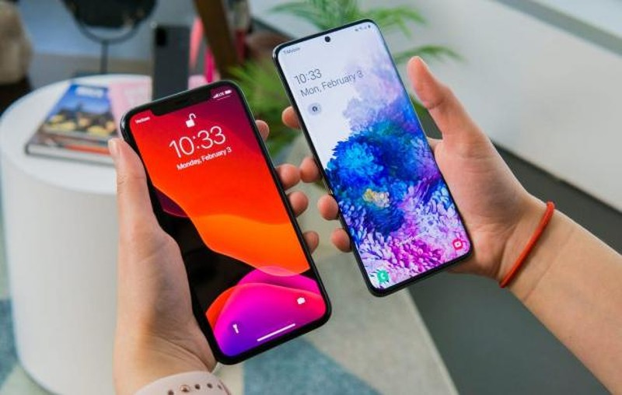5 tinh nang chi dien thoai Android lam duoc con iPhone thi khong
