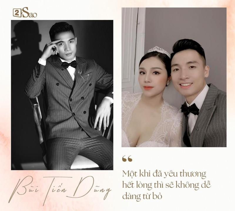 Bui Tien Dung thong bao vo mang bau