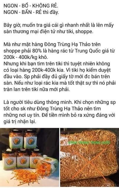 Thi truong dong trung ha thao no ro: Loan gia, loan chat luong-Hinh-3