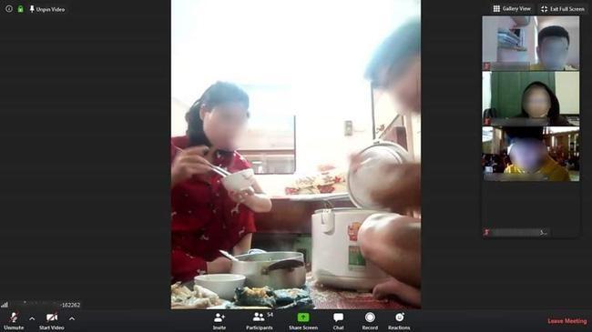 Dang hoc online tro nam dai ra ngu, co giao co man xu ly sieu lay-Hinh-7