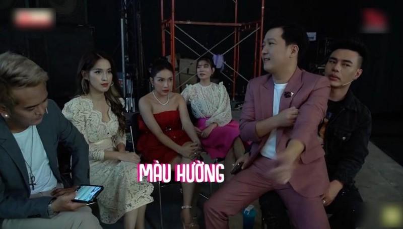 Truong Giang duoc Nha Phuong sam do di show du xau cung phai mac