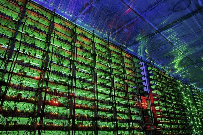 Tho dao Bitcoin Trung Quoc se chuyen di dau?