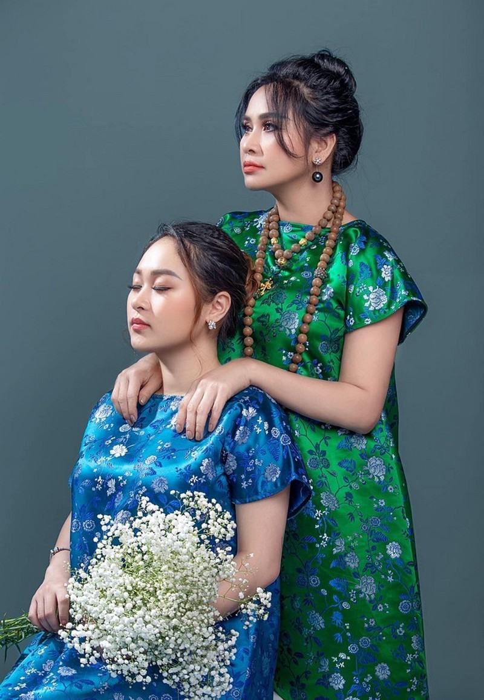 Khoanh khac hanh phuc cua Thanh Lam ben con gai-Hinh-6