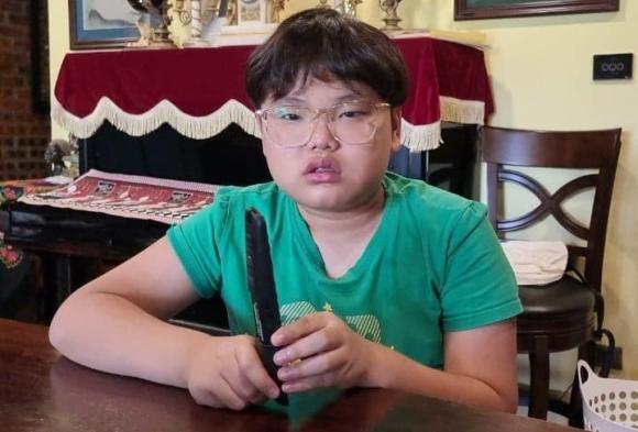 Bi Beo - con trai Xuan Bac: