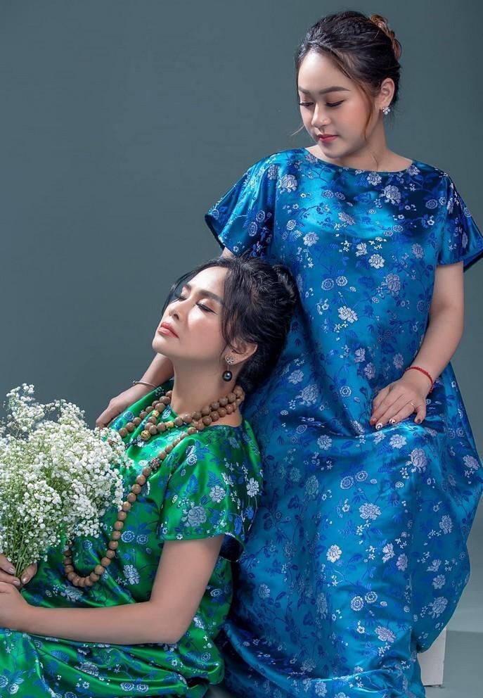 Khoanh khac hanh phuc cua Thanh Lam ben con gai-Hinh-5