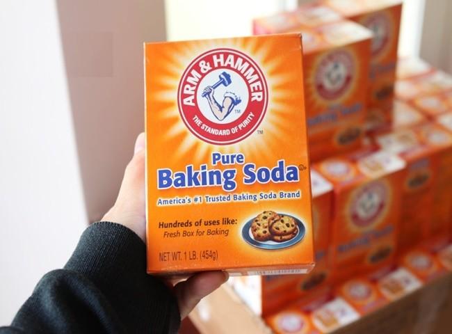 4 vat dung ban khong bao gio nen lam sach bang baking soda-Hinh-2