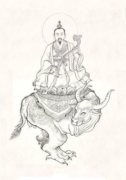 Hong Quan Lao To va ba dai de tu trong than thoai Trung Hoa la ai?-Hinh-4