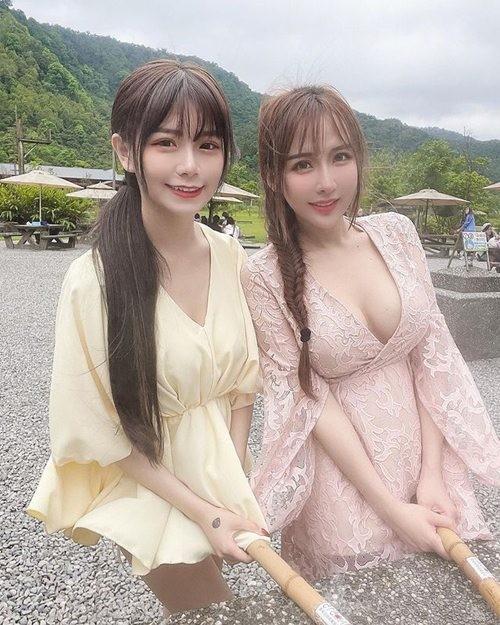 Hot girl Dai Loan khoe den My tiem vaccine bi chi trich du doi-Hinh-7