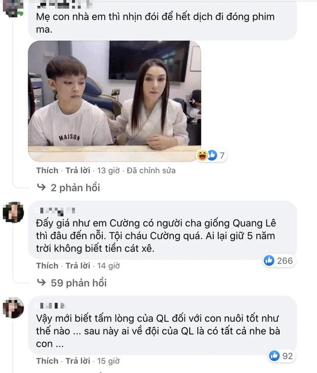 Quang Le nhac chuyen dau tu cho Phuong My Chi chi co lo noi gi lai-Hinh-4