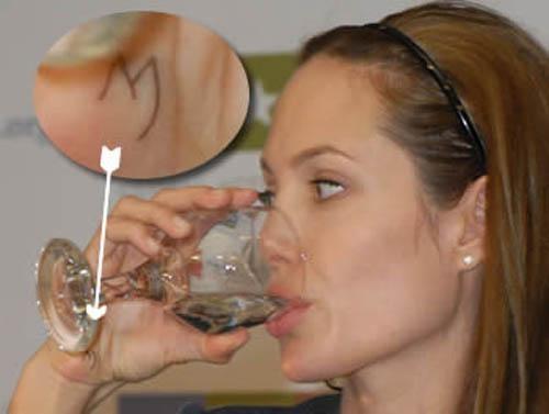 Y nghia cua gan 20 hinh xam tren co the Angelina Jolie-Hinh-21