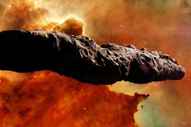 Sau bao cao ve UFO, giao su Harvard nghi ngo vat the Oumuamua