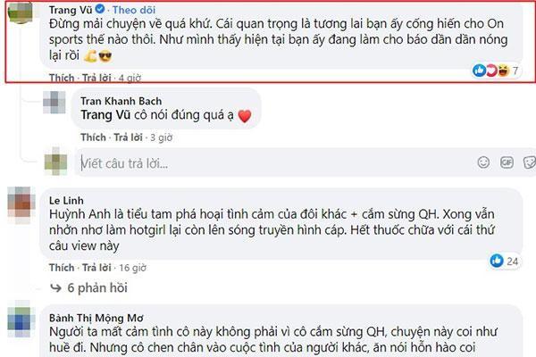 Huynh Anh khoe lam MC, me nuoi Quang Hai phan ung bat ngo-Hinh-2