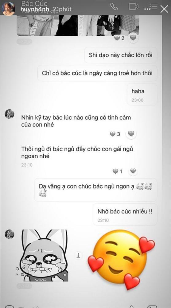 Huynh Anh khoe lam MC, me nuoi Quang Hai phan ung bat ngo-Hinh-3