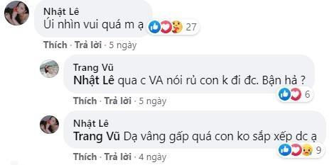 Huynh Anh khoe lam MC, me nuoi Quang Hai phan ung bat ngo-Hinh-5