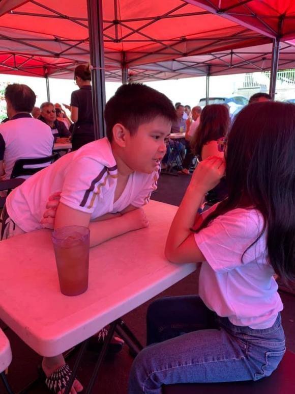 MC Quynh Chi bat ngo dang loat anh con trai lon phong phao-Hinh-5